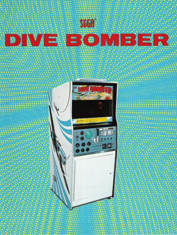 Flyer du jeu Dive Bomber