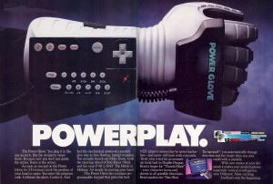"""I love the Power Glove, it's so bad!"""