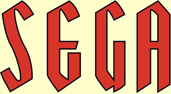 sega vieux logo