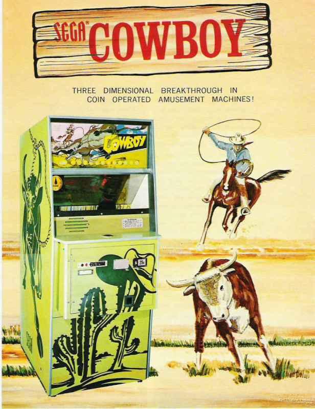 Flyer du jeu Cowboy