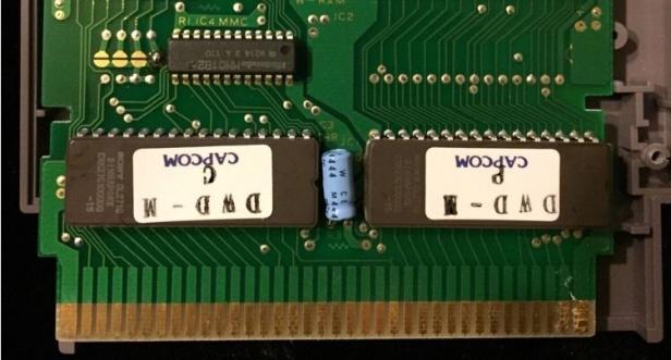 Notez le connecteur qui perds son cuivre dans le coin inférieur droit.