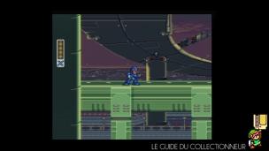 Mega Man X sur SNES en RGB (bon le réglage des couleurs est raté je crois, mais niveau netteté y a pas photo)