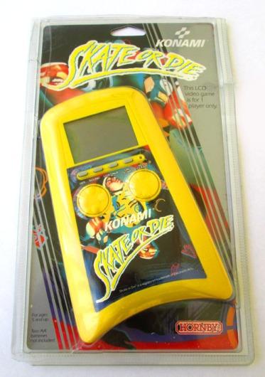 Skate or Die : le jeu électronique.