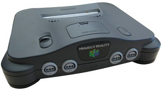 console project reality