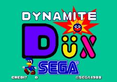 Dynamite_Dux_Title