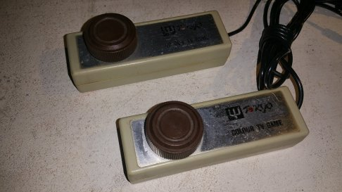 18 pong controller