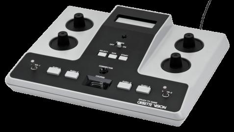 Cassette-Vision-Console