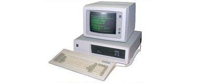 Console IBM PC
