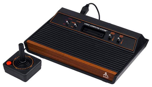consoles atari 2600 v2