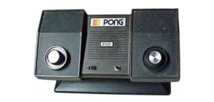 consoles atari pong