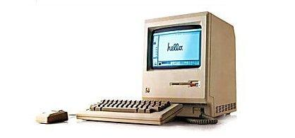 console Apple MacIntosh