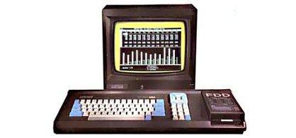 consoles Amstrad cpc664