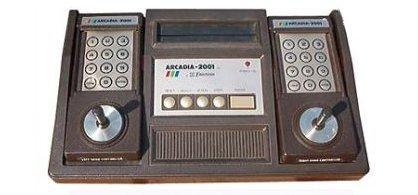 consoles Arcadia 2001