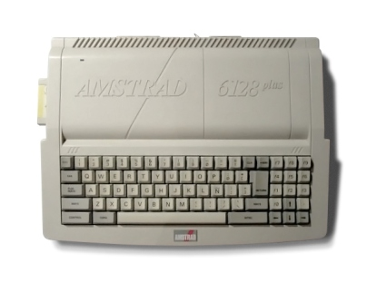 consoles CPC 6128 plus