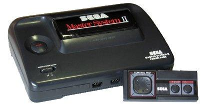 consoles Master System II