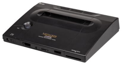 consoles Neo-Geo