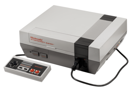 consoles NES