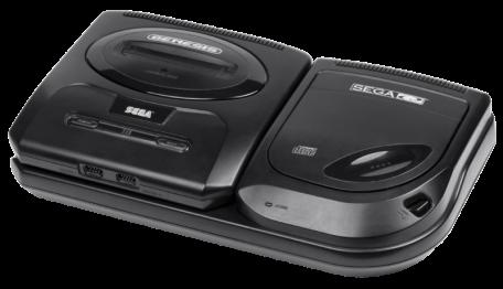 consoles SegaCD