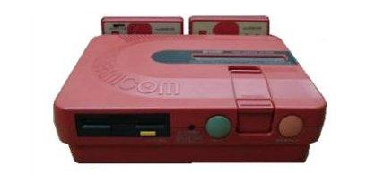 consoles Sharp Twin Famicom