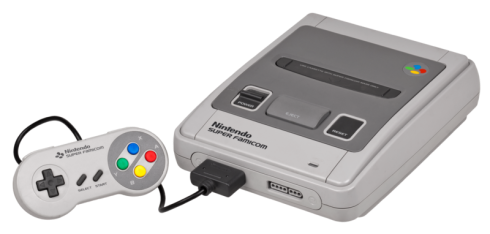 consoles Super Famicom