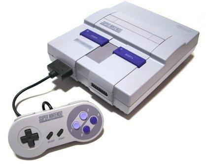 consoles Super Nintendo