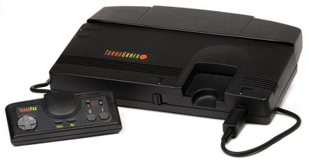 consoles TurboGrafx-16