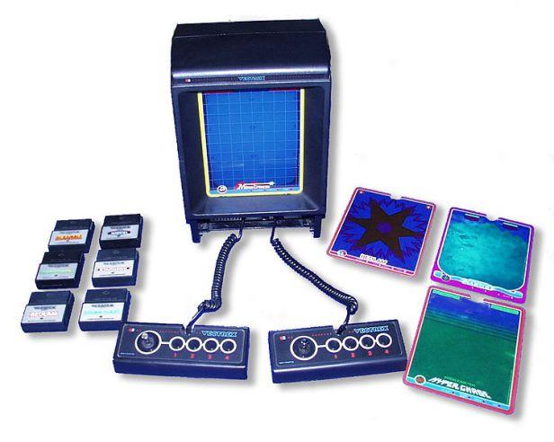 consoles vectrex