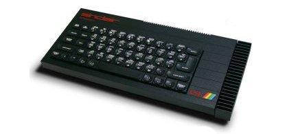 consoles zx spectrum plus