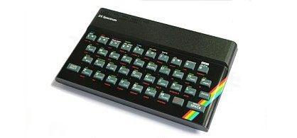 consoles zx spectrum