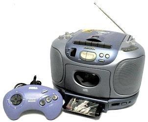 consoles Aiwa Mega CD
