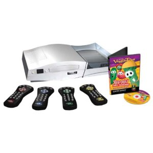 consoles Game Wave Family