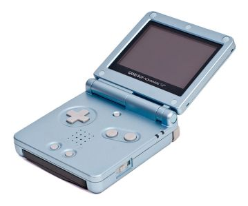 consoles Gameboy Advance SP