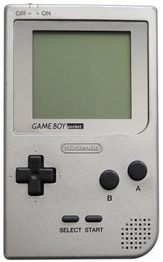 consoles Gameboy Pocket