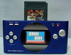 consoles GameKing3