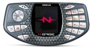 consoles N-Gage