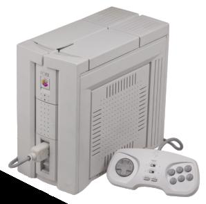 consoles PC FX