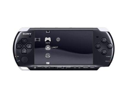 consoles psp3000