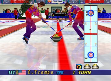 Nagano Curling