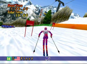 Nagano Giant Slalom
