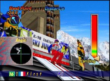 Nagano Ski Jumping 90