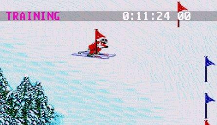 wo slalom