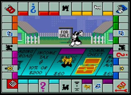 Monopoly SNES