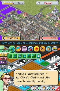 sim city ds 03