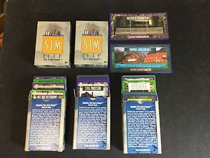 SimCity card game