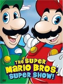 Super Mario Brothers Super Show volume 1