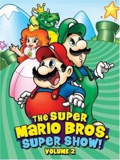 Super Mario Brothers Super Show volume 2